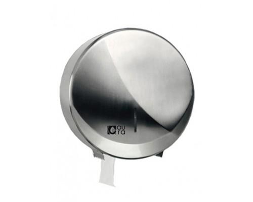 Диспенсер для туалетной бумаги, рулон диаметром до 220мм. нержавеющая сталь