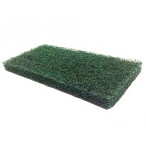 ПАД абразивный оттирочный 25х11 см. зелёный