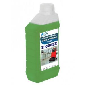 Моющее средство для мытья сильнозагрязненных полов 1 л.