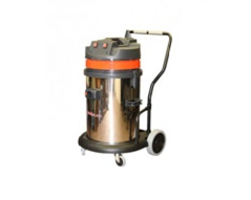 Профессиональный пылесос PANDA 429 GA XP INOX (на тележке)