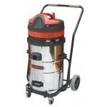 Пылесоc для влажной и сухой уборки TORNADO 633 Inox (бак из нержавеющей стали)