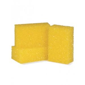 Губка жёлтая повышененой плотности FLIEGENSCHWAMM hart