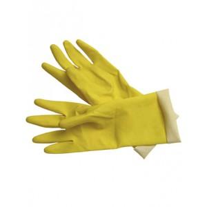 Перчатки резиновые размер M