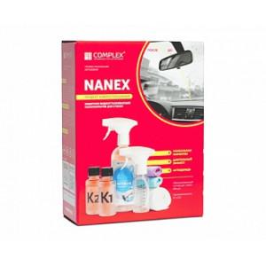 Nanex Защитное водоотталкивающее нанопокрытие для стекол
